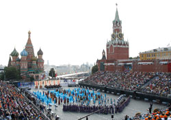 Вчера Москва отметила свое 864-летие
