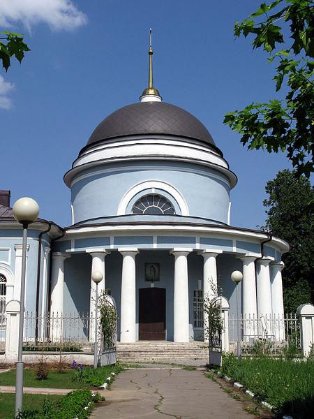 Покровский храм (Пехра-Покровское)