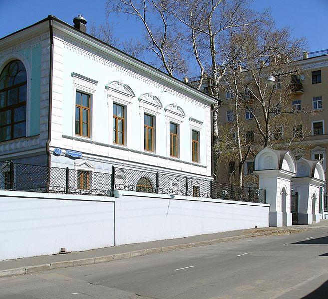 Большой Трёхсвятительский, 1, 1, Tryohsvyatitelsky Lane, Moscow