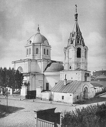 Храм св. Пимена