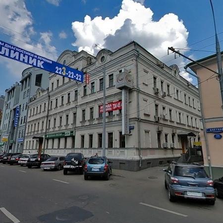 Доходный дом (1874, Москва, Цветной бульвар, 28), Кампиони Пётр Сантинович