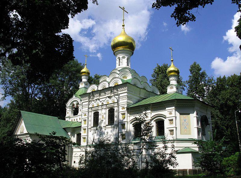 Церковь Троицы Живоначальной при детской больнице святого Владимира - Александр Петрович Попов