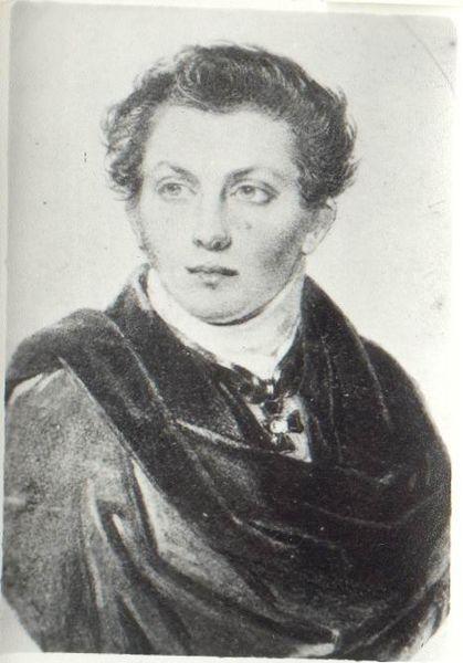 Portrait of Alexander Vitberg. Artist - P. Sokolov