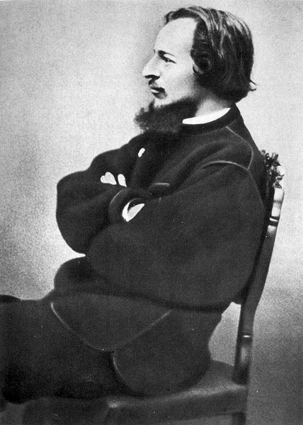 Viktor Hartmann, a Russian architect and designer (1834-1873) Виктор Александрович Гартман