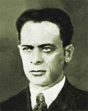 Лихтенберг, Яков Григорьевич