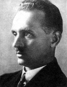 Константин Мельников, русский архитектор в конце 1920-х годов