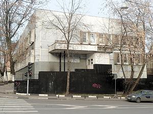 Трудно вообразить, что на месте этого дома на Малой Почтовой в 1799 году стояло здание, где родился Александр Пушкин