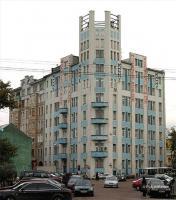 Советская архитектура - Дом Моссельпрома