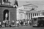Большой театр - Большой театр и ЯТБ-1.