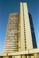 Советская архитектура - Здание СЭВ (Мэрия)