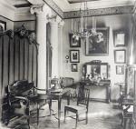 Старая Москва - спальня в доме