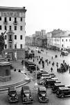 Улицы Москвы, старые фото - автомобили